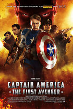 CAPTAIN AMERICA: THE FIRST AVENGER Theatrical Poster (A1 - A2)