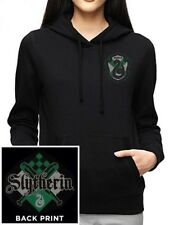 Harry Potter - Hoodie Slytherin - Femme - Divers