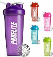 Shaker Cup Water Bottle 600ml V4 Whey Protein Mixer Smart Cyclone Tornado Ball