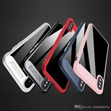 Auto Focus Transparent Soft Back Acrylic Back Cover Case for iPhone X/ IPhone 10
