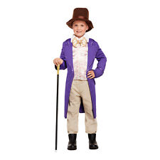 Willy Wonka Fancy Dress - Charlie & The Chocolate Factory World Book Day Costume
