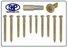 FRAME FIXING SCREWS, UPVC WOOD MASONRY CONCRETE STONE DIRECT ANCHOR CONCRETE SCR