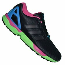 ADIDAS ORIGINALS  BASKET RUNNING  ZX FLUX 10  B21329  NOIR MULTICOLORE NE GRADE