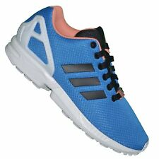 ADIDAS ORIGINALS  BASKET RUNNING  FEMME  ZX FLUX 02 B34501  BLEU ROYAL NE GRADE