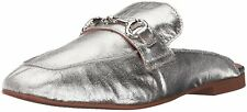 STEVEN by Steve Madden Womens Razzi Closed Toe Mules