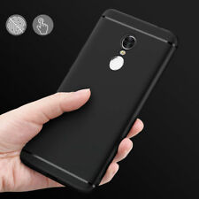 For Xiaomi Redmi Note 4 Slim Soft Silicone Matte Back Case Cover With Dust Plugs