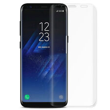 For Samsung S9 Plus Note8 Screen Protector Tempered Glass/PET 3D Curved Film HE1