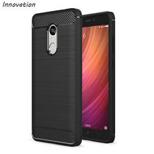 For Xiaomi Redmi Note 5 Mi Note 5 Back Cover Brushed Exclusive Hybrid Soft Case