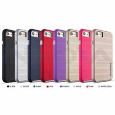 Impermeabile Ibrida GOMMA TPU Custodia Cover Telefono per Iphone 6 6S 7 Plus