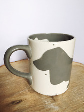Hand painted sausage dog mug, can be personalised, coffee cup, dachshund gift