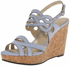 Adrienne Vittadini Footwear Women's Camber Wedge Sandal