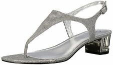 Adrianna Papell Womens Cassidy Open Toe Special Occasion Ankle Strap Sandals