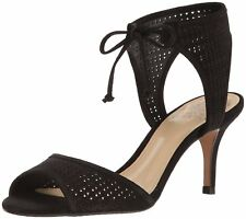 Vince Camuto Womens Kanara Suede Open Toe Casual Strappy Sandals