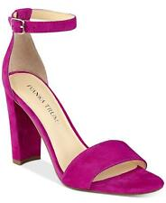 Ivanka Trump Womens Emalyn Leather Open Toe Casual Ankle Strap Sandals