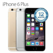 Apple iPhone 6 Plus - 16GB/64GB/128GB Gold grau Silber Telekom/O2 Neu