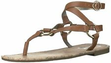Circus by Sam Edelman Womens Bree Split Toe Casual Ankle Strap Sandals