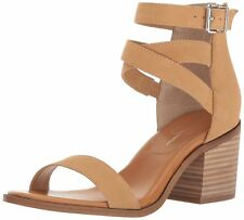 Jessica Simpson Womens Rayvena Suede Open Toe Casual Ankle Strap Sandals