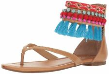 Jessica Simpson Womens Raquelle Open Toe Casual Ankle Strap Sandals