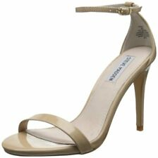 Steve Madden Womens Stecy Open Toe Casual Ankle Strap Sandals