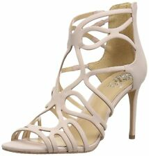Vince Camuto Womens Lorrana Leather Open Toe Special Occasion Ankle Strap San...