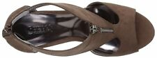 Carlos by Carlos Santana Womens Jury Fabric Open Toe Casual T-Strap Sandals