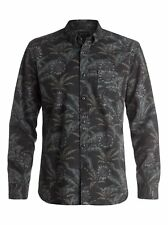 Quiksilver™ Palm Dog - Long Sleeve Shirt - Camisa De Manga Larga - Hombre