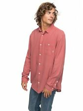 Quiksilver™ New Time Box - Long Sleeve Shirt - Camisa de Manga Larga - Hombre