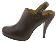 Nine West gimmemore Polacchetti PLATEAU PELLE MARRONE 177228