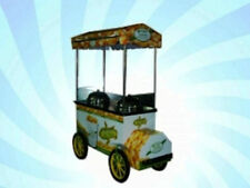 Business Mobile Catering Food Cart Sweet Corn Hot Dog Ice Cream Crepes Pancake