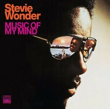 Music Of My Mind - Stevie Wonder (2012, CD NUOVO)