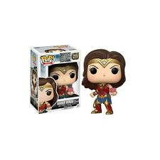 Funko Pop 211 - Wonder Woman and Motherbox EXCLU - Justice League