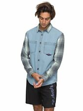 Quiksilver™ Dumb & Surfer - Long Sleeve Shirt - Camisa de Manga Larga - Hombre