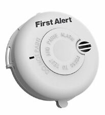 FIRST ALERT SMOKE ALARM PHOTOELECTRIC BATTERY DETECTOR CEILING HALLWAY BEDROOM