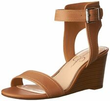 Jessica Simpson Womens Cristabel Open Toe Casual Ankle Strap Sandals