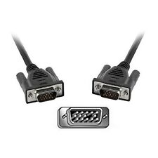 VGA Monitor Cable Male to Male, HQ SVGA TFT PC Lead 1M/1.5m/2M/3M Meter Metre