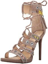 Jessica Simpson Womens Roona Open Toe Casual Strappy Sandals