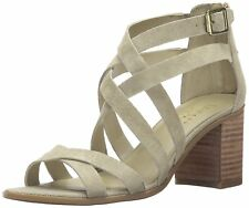 Franco Sarto Womens L-hachi Gladiator Open Toe Casual Ankle Strap Sandals