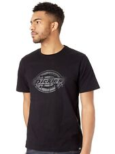 T-Shirt Dickies HS One Colour Nero