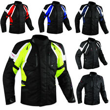 Jacket CE Armored Quality Waterproof Motorbike Motorcycle Racing Thermal Liner