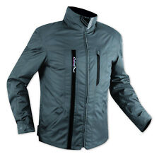 Textile Waterproof CE Armour Thermal Jacket Motorcycle Scooter Blue