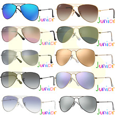 occhiali da sole Ray-ban Aviator Junior RJ9506S