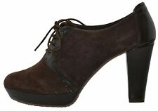 Marc Shoes 14082731 plateforme Bottines Cuir Sauvage Marron 163895