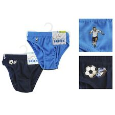 BOYS 2 PACK BRIEFS SIZE 2-3 Years, 3-4 Years, 5-6 Years