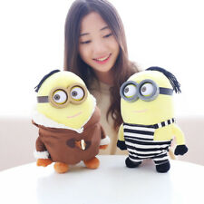 Classic cartoon minions plush toy Creative toy baby kids sleep appease doll