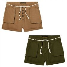 Maison Scotch Damen Short Soft Cargo Shorts 143785