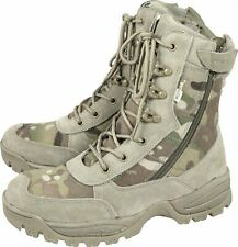 Viper Special Ops Boots MTP Multicam, Army Airsoft Footwear Lightweight Tactical