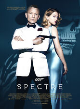 007 - SPECTRE Theatrical Poster (A0 - A2)