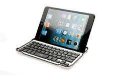 Apple Ipad Mini 1, 2, 3, 4 Wireless Bluetooth Aluminium Keyboard Stand UK