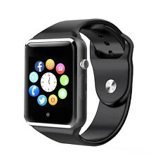 SMART WATCH SMARTWATCH OROLOGIO ANDROID CELLULARE BLUETOOTH SIM CARD SD MIC Q18