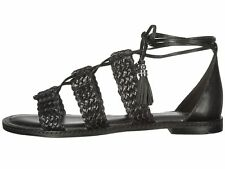 MICHAEL Michael Kors Womens Monterey Leather Open Toe Casual Gladiator Sandals